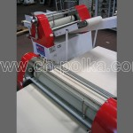 pita flatting machine