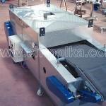 electric tunnel conveyor