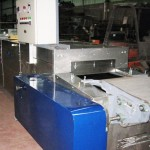 flat bread electric tunnel oven